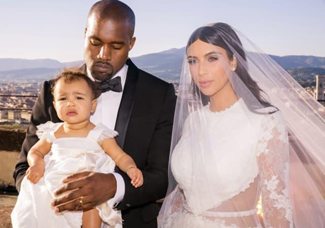 Kim i Kanye su sada u srećom braku i imaju dvoje dece zajedno (foto: Wenn)