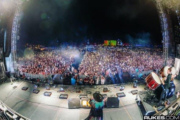 Pevačica je oduševila mnogobrojnu publiku na festivalu (foto: Instagram)