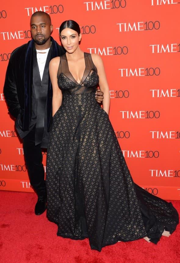Kim I Kanye-uvek zajedno (foto: WENN)