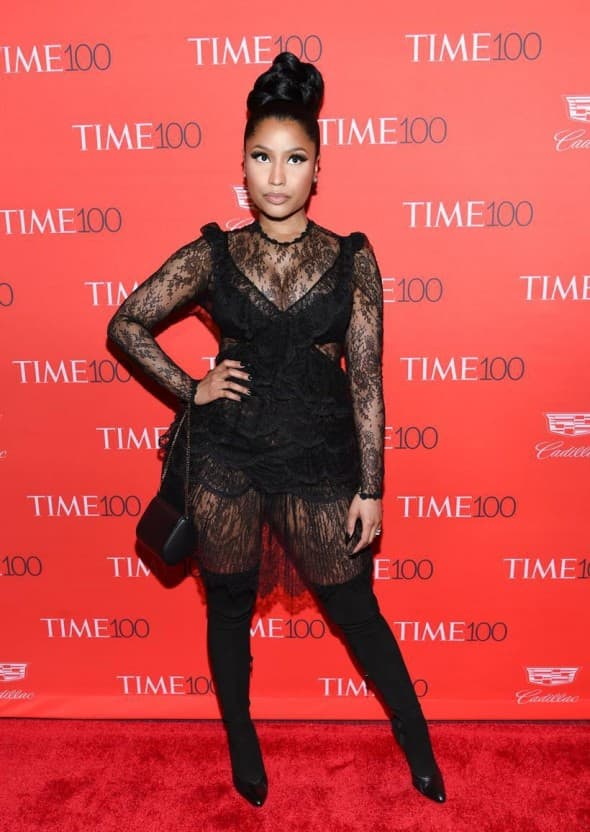 Nicki Minaj-seksepilna kao i uvek (foto: WENN)