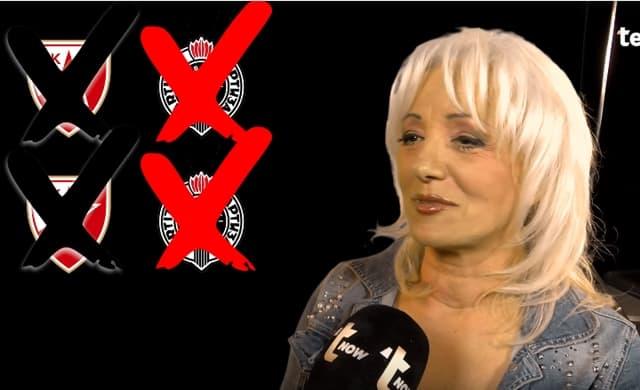 Neverovatno složen odgovor o tome koji joj je klub draži (foto: Screenshot)