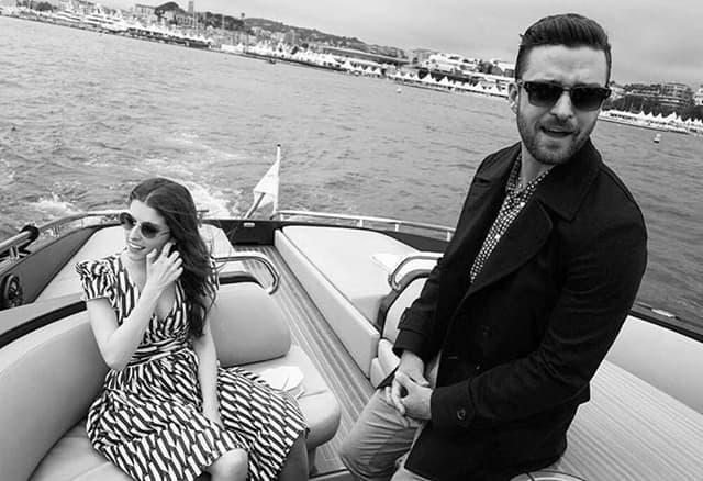 Justin i Anna uživaju u čamcu (foto: Instagram)
