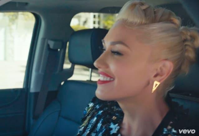 Gwen Stefani je jedna od zvezda Justinovog spota (foto: Screenshot)