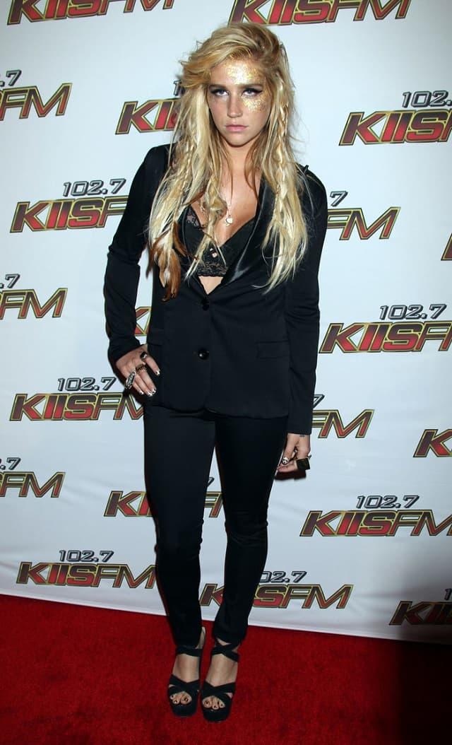 Kesha veruje da je njena vagina 'zaposednuta' (foto: Wenn)