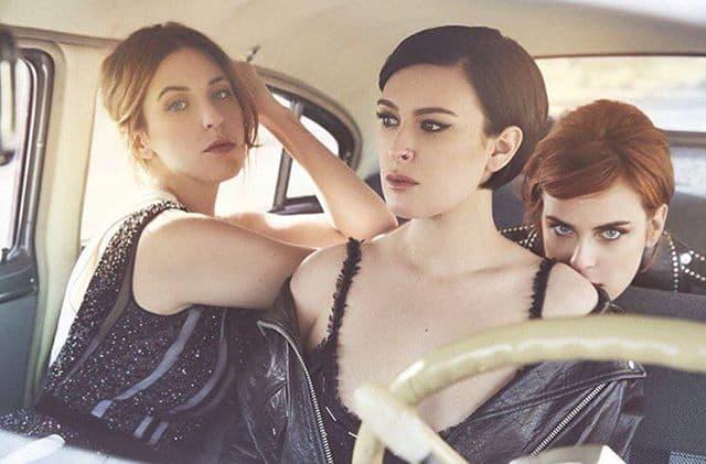 Sporna fotografija Rumer i njenih sestara (foto: Instagram)