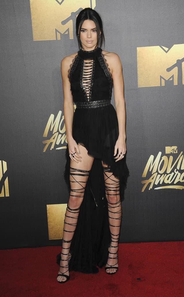 Kendall kaže da je od malena imala jako šesto čulo (foto: Wenn)