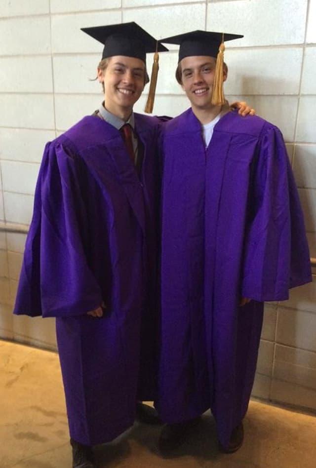 Nedavno su diplomirali na NYU sa pohvalama (foto: Twitter)