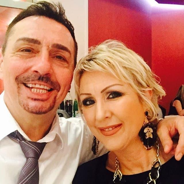 Pevač želeo da pokaže koliko voli suprugu Olju (foto: Instagram)