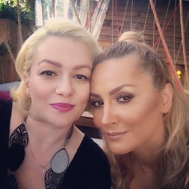 Goca i Ivana (foto: Instagram)