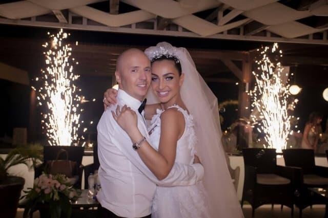 Maja i njen suprug (foto: