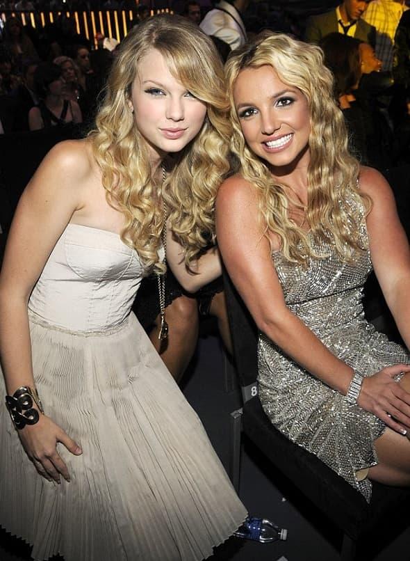 Da li je Britney zaboravila da je upoznala Taylor? (foto: wirel)
