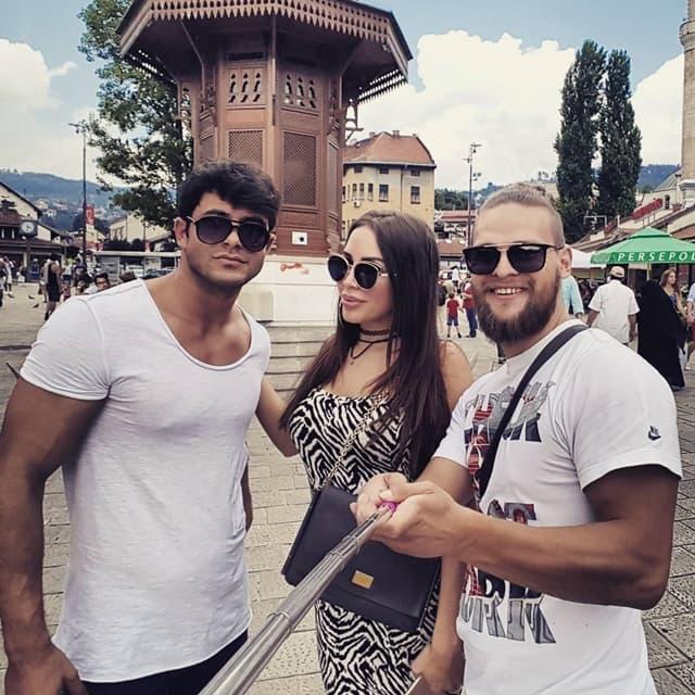 Ekipa se srela u Sarajevu (foto: Instagram)