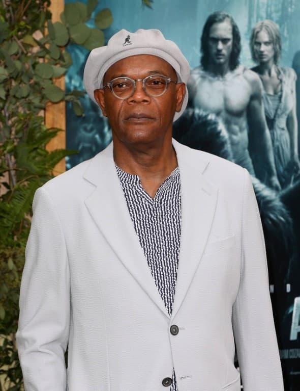 Samuel L. Jackson - 67 godina (foto: WENN)