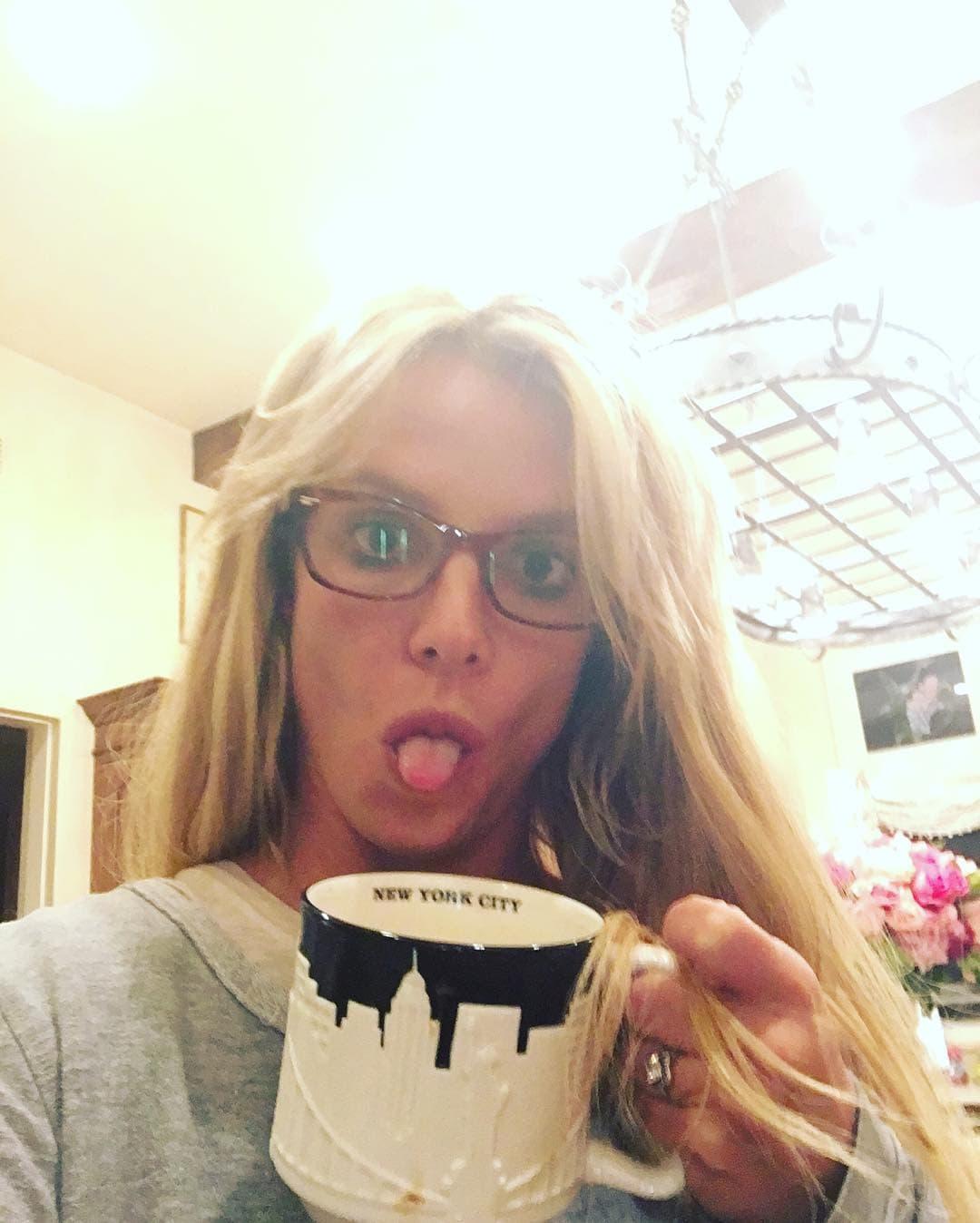 Britney vrlo često postavlja opuštene selfije bez šminke (foto: Instagram.com/britneyspears)