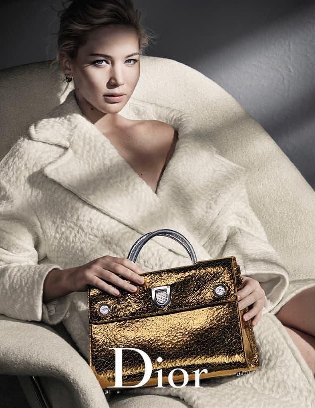 Lepa glumica zaštitno je lice francuske modne kuće (foto: Dior)