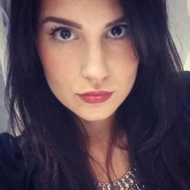 Miljana je ćerka folkera Ace Lukasa (foto: Instagram/makeup_by_miljana)