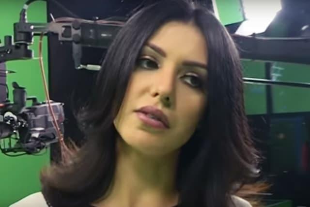 Tanja opet 'briljira' (foto: Screenshot)