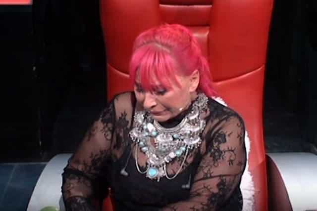 Zorica nije mogla da obuzda suze (foto: Screenshot)