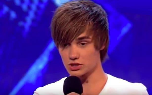 Liam se pojavio pre Cheryl sa samo 14 godina (foto: Screenshot)