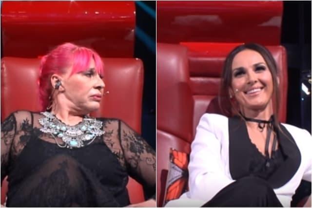 Zorica je bila uvređena nakon reakcije Aleksandre Radović (foto: Screenshot)