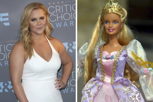 Amy će biti živa Barbika u novoj komediji (foto: Wenn/Mattel)
