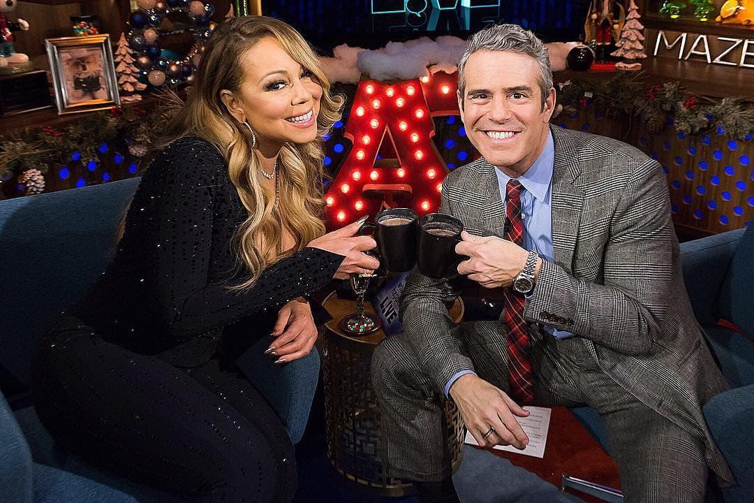 Mariah u emisji govorila o J.Lo, Ariani, Demi Lovato, Britney (foto: Instagram.com/mariahcarey)