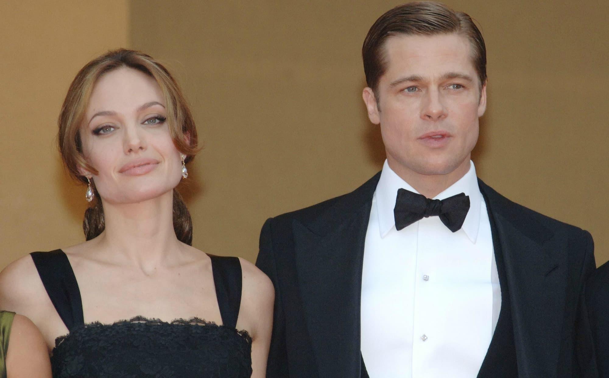 Angelina je bivšem suprugu postavila uslove za viđanje dece (foto: Wenn)