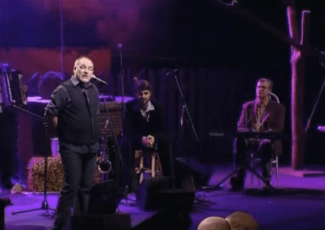 Koncert Đorđa Balaševića u Areni (foto: screenshot)