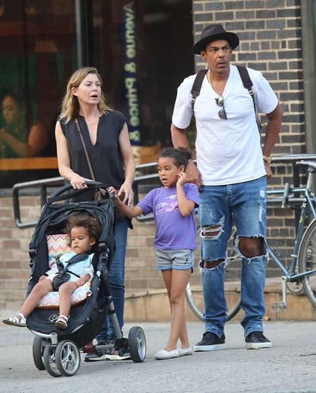 Glumica i nje suprug nedavno su postali roditelji po treći put (foto: x17online)