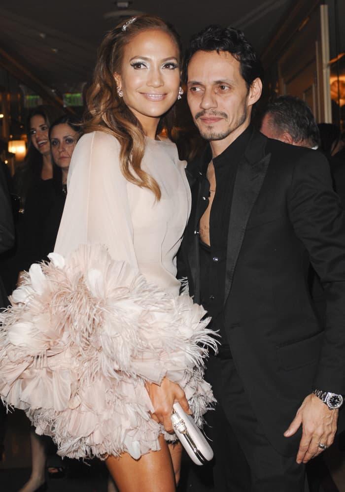 Marc i Jennifer su deset godina bili u braku (foto:  Wenn)
