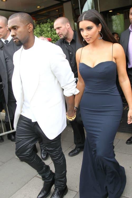 Kim i Kanye intimnom proslavom obeležili su sinovljev prvi rođendan (foto: Wenn)