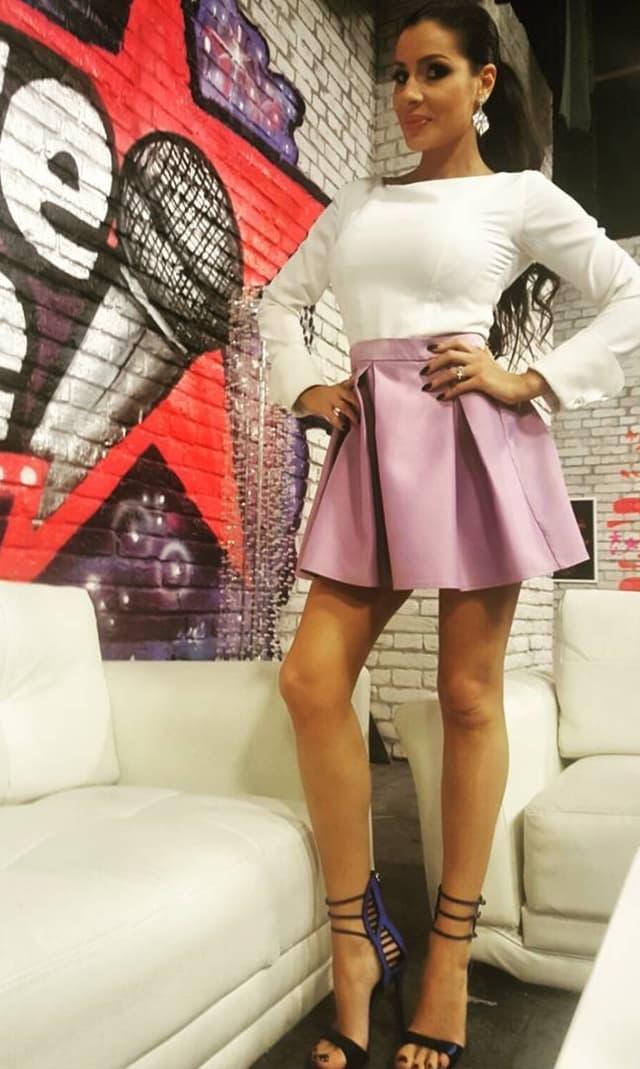 Mia uskoro dobija zamenu u 'Pinkovim Zvezdama' (foto: Instagram.com/miaborisavljevic)
