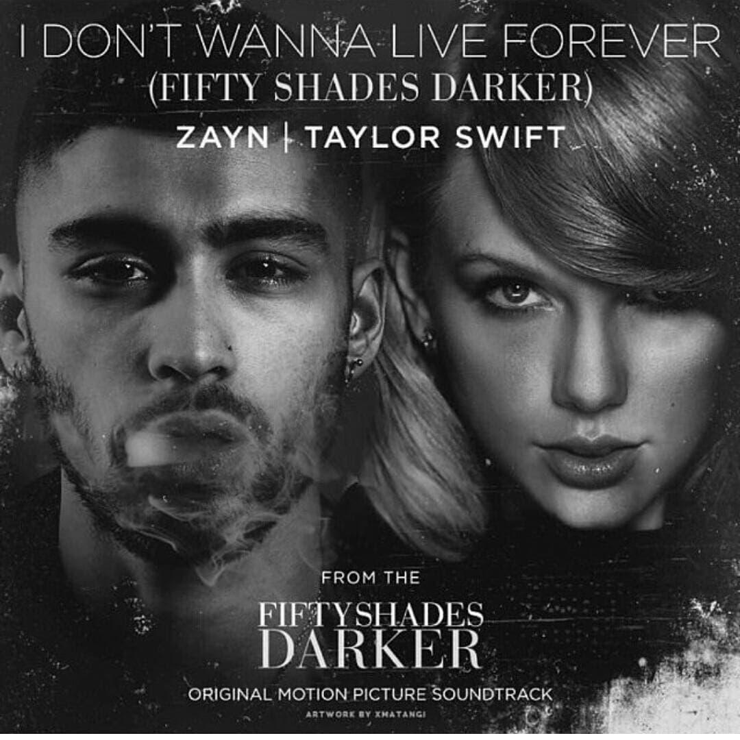 Dve muzičke zvezde snimile su naslovnunumeru za '50 shades darker' (foto: Instagram/akcrysis)