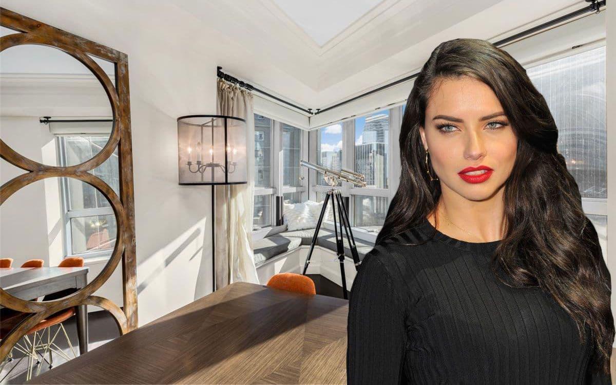 Manekenka prodaje stan u Njujorku za 4.8 miliona $ (foto: ModlinGroup )