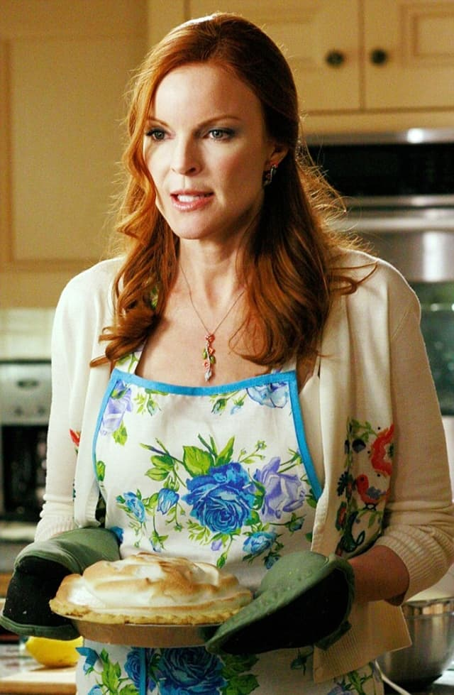 Marcia kao Bree u 'Očajnim domaćicama' (foto: ABC)
