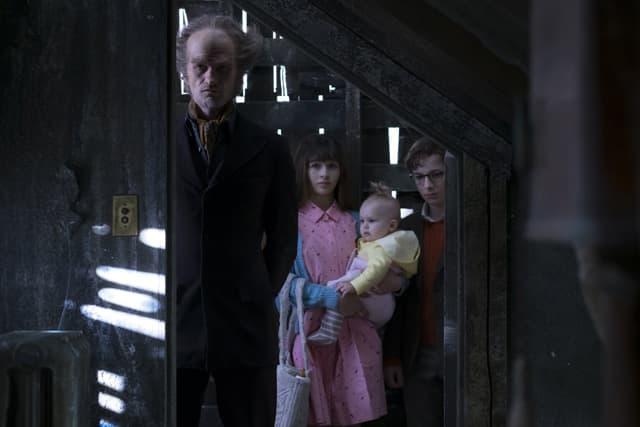 Grof Olaf sa sirocicima (foto: imdb)