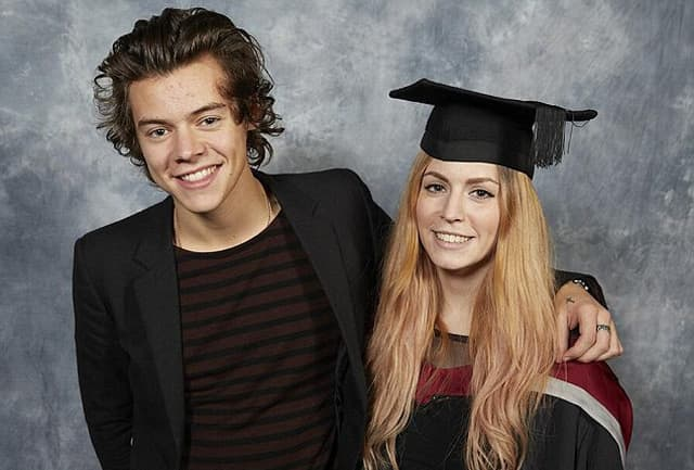 Gemma i Harry (foto: Twitter)