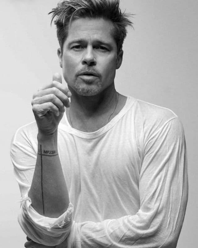 Brad Pitt (foto: Instagram/okmagazine)