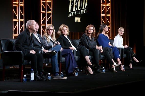 Ekipa serije 'Feud' predvođena Susan Sarandon i Jessicom Lang (foto: Imdb)