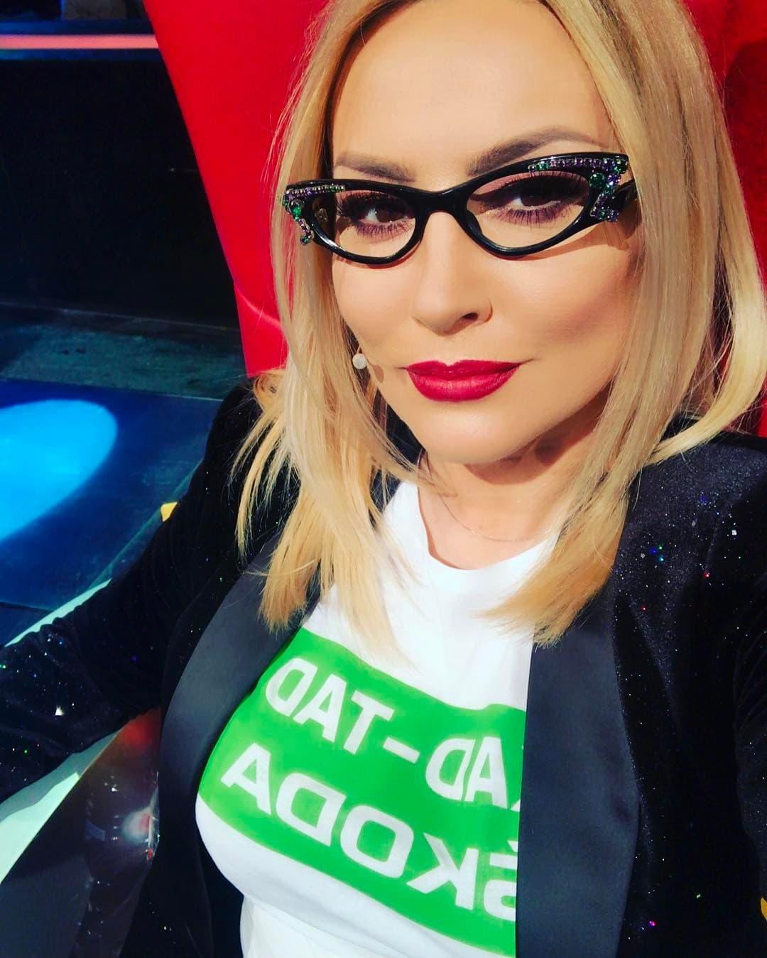 Goca o navodnoj aferi Raše i Helene Topalović (foto: Instagram.com/gocatrzan)