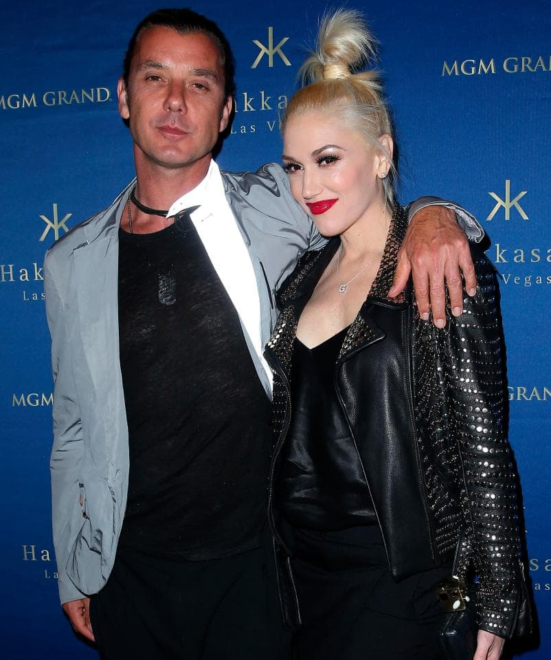 Gavin i Gwen su se razvelinakon 13 godina braka, zbog njegovog neverstva (foto: Wenn)