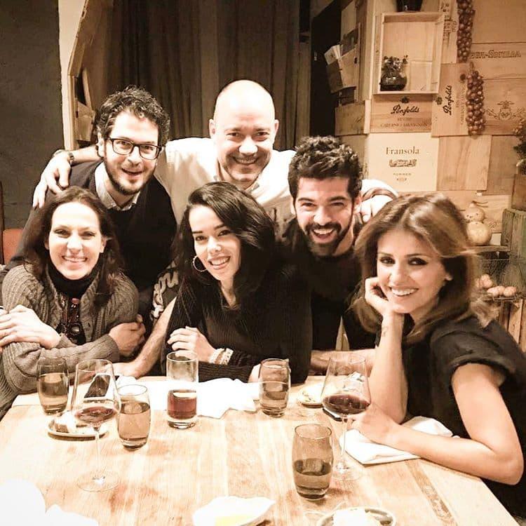 Okupljanje 12 godina od završetka serije (foto: Instagram.com/miguelamunoz)