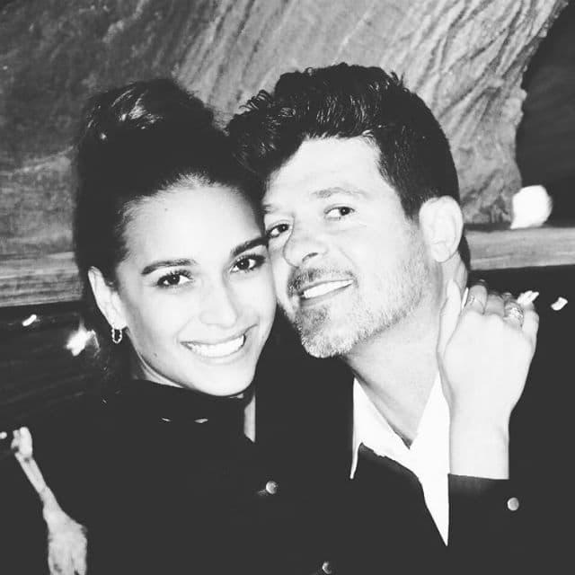 Par iz srećnih dana (foto: Instagram/robinthicke)