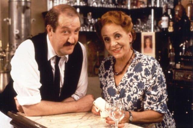Glumac Gorden Kaye preminuo je u 75. godini (foto: BBC)