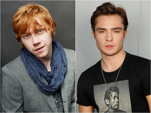 Rupert i Ed junaci su nove serije 'The Snatch' (foto: Fanpop)