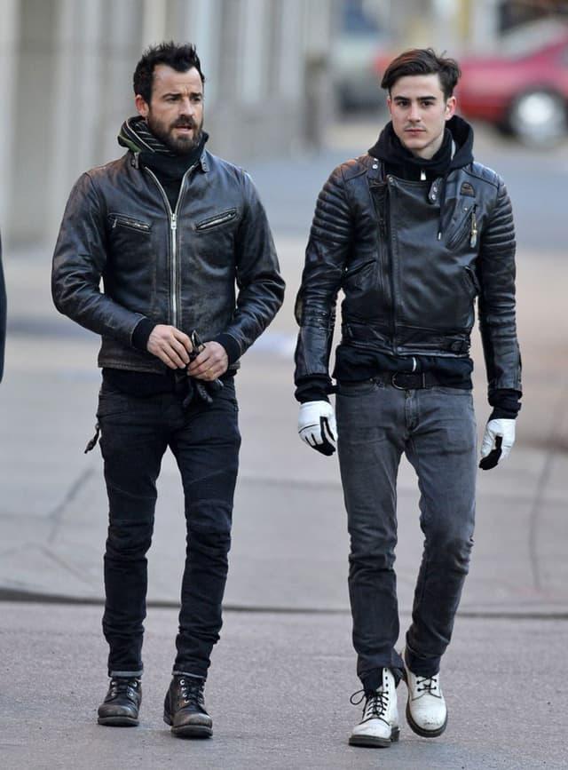 Sebastian i Justin (foto: Pacific Coast News)