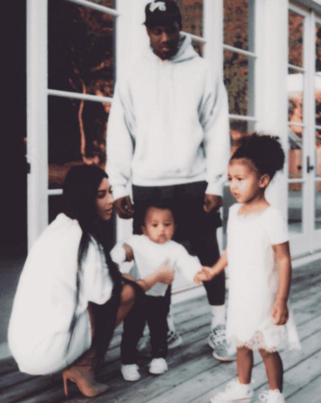 Kim najviše vremena provodi sa porodicom (foto: Instagram/kimkardashian)