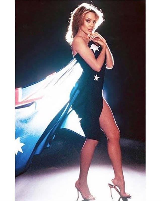 Kylie Minogue (foto:Instagram/kylieminogue)