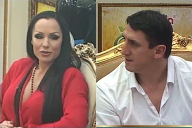 Krisijan pokazao da Ljuba laže o vezi sa Čabarkapom (foto: Screenshot)
