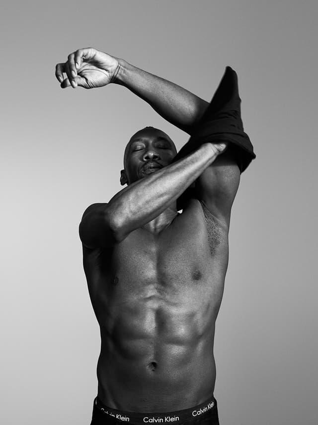 Mahershala Ali (foto: Willy Vanderperre/Calvin Klein)